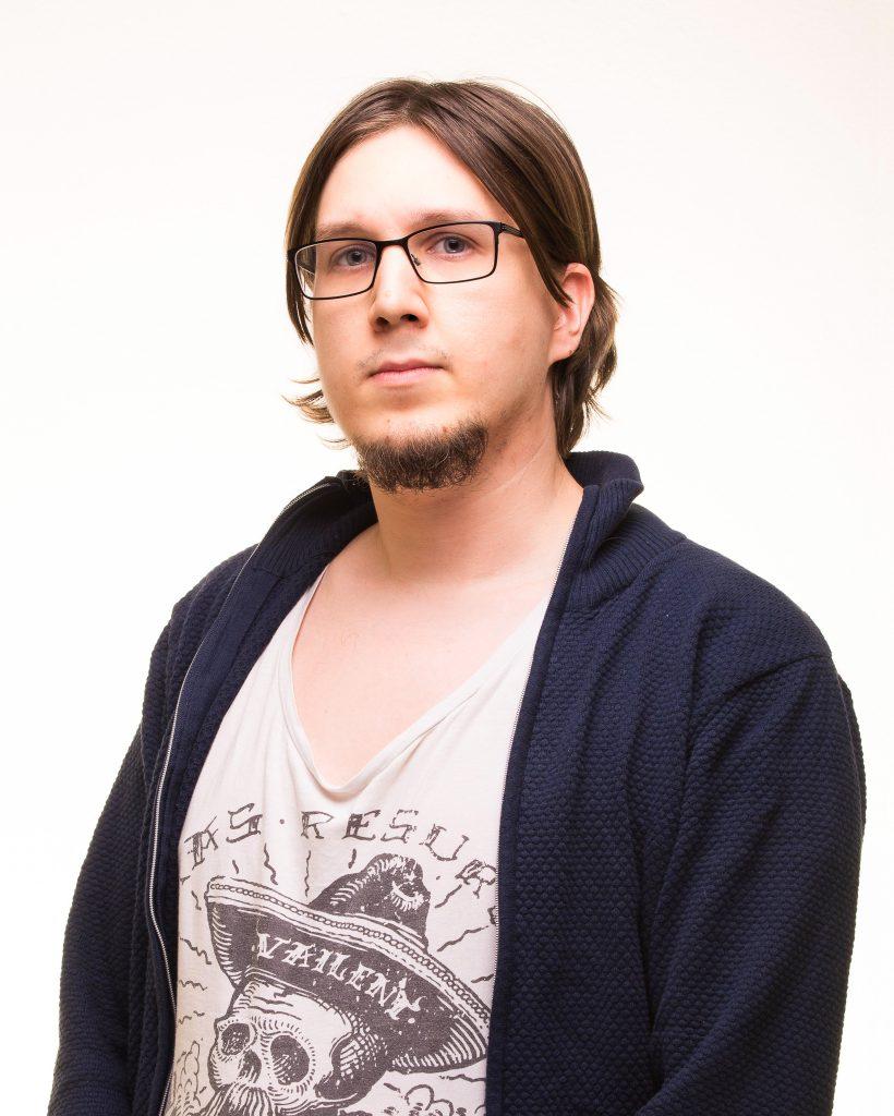 Hannes Väisänen - CTO