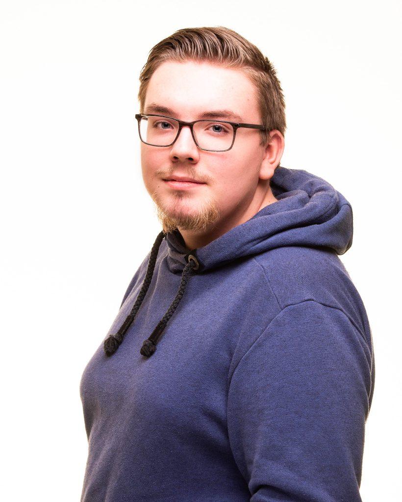 Kevin van der Bij - Programmer
