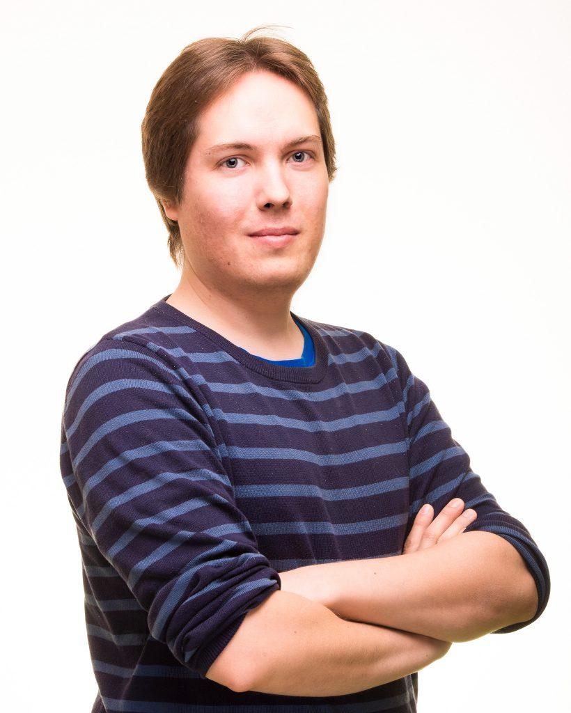 Kimmo Kaisla - Programmer