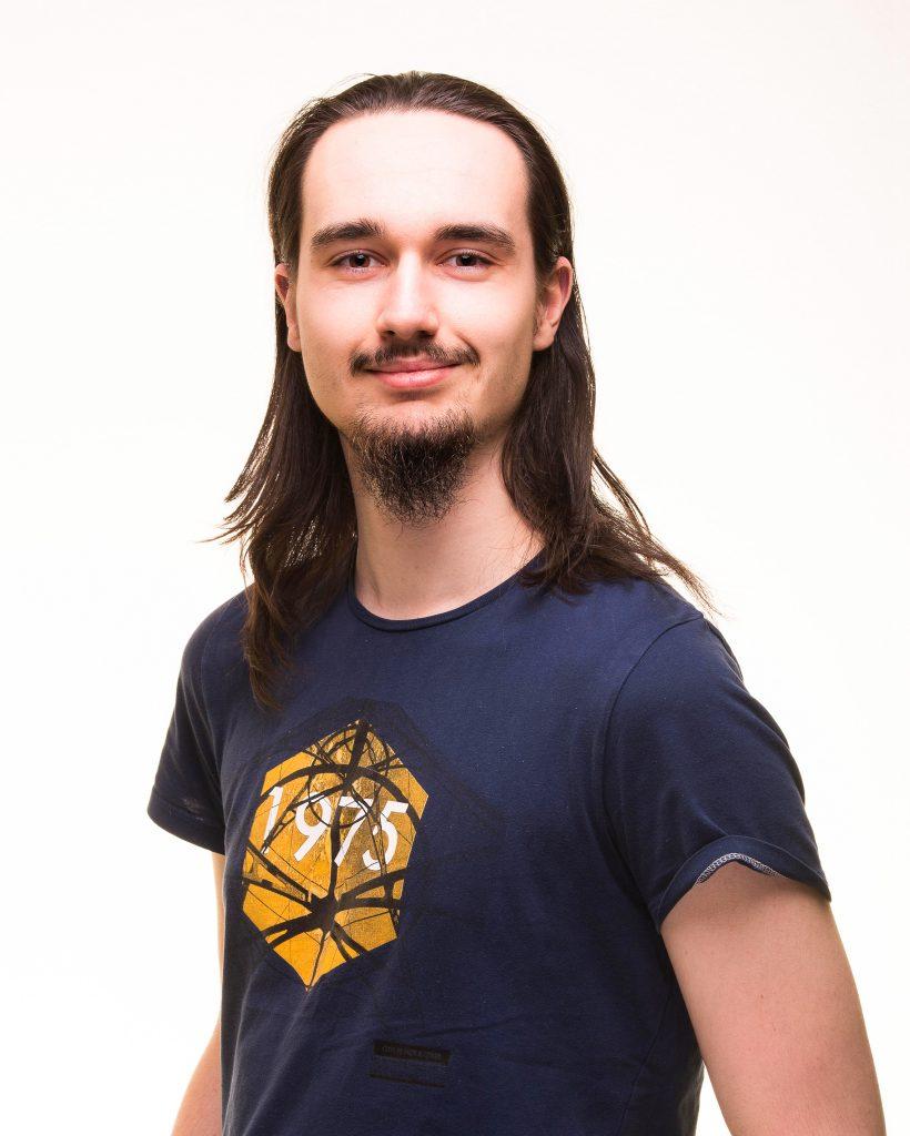 Lars van Schaik - Jr. Programmer